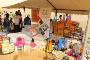 Items donated to Enough Grace Foundation