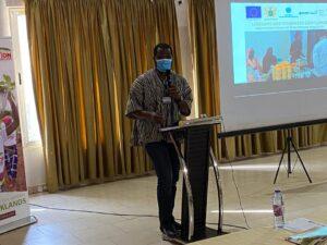 Charles Sackey, WACOMP Ghana Chief Technical Advisor