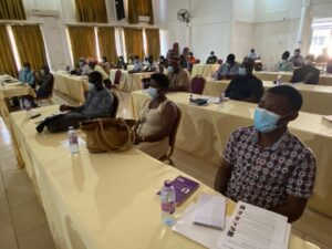 50 Tamale shea-based cosmetic processors trained on labelling and standard compliance