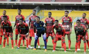 Ghana's finest club Asante Kotoko