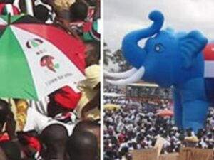 THE REVERENCE OF PARTY'S FOOTSOLDIERS/GRASSROOTS