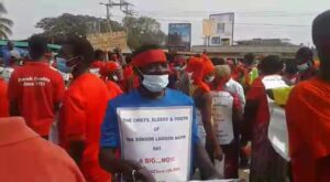 Ada Songor salt project: communities embark on demonstration for revocation of McDan-ElectroChem License