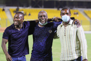 The 3-wise men who inspired Great Olympics to victory over Hearts of Oak