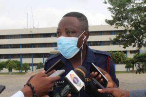 Deputy Regional Police Commander, Assistant Commissioner of Police (ACP) Andrews Boadu Ekumah