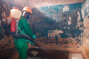 Western North Police Facilities Benefit from 2nd Disinfection Exercise
