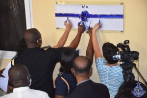 Police Headquarters: GIZ-Police Programme Office Commissioned
