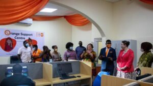 UNFPA fights against Domestic Violence with a Support Center & Mobile App 'Boame'