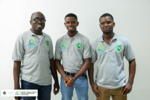 Some members of Strategic Youth Network for Development (SYND)