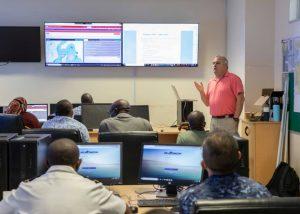 SeaVision: Improving Maritime Domain Awareness During Cutlass Express