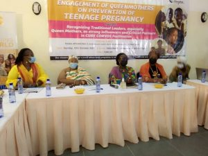 'Let intensify our efforts towards prevention of teenage pregnancy- Queen mothers urged